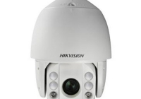 DS-2DE7184-A Camera IP Speed Dome Full HD 1080p 2MP, 20X Zoom optic + DS-1602Z