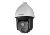 DS-2TD4035D-50 * Dual Thermal Network SpeedDome Camera