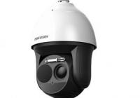 DS-2TD4136-50 * Camera IP video supraveghere orientabila Bi-Spectrum Thermal&Optical Network Speed Dome