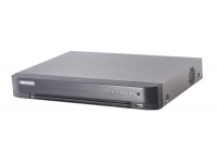 DS-7216HUHI-K2 * Dvr 16 canale, 5 Megapixeli, 2x HDD, 4 audio, H265+