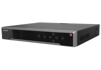 DS-7716NI-I4/16P * Network Video Recorder 4K, panou frontal cu touch, 16 Ch IP Video
