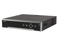 DS-7732NI-I4 * Network Video Recorder 4K, panou frontal cu touch, 32 Ch IP Video