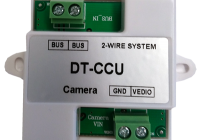 DT-CCU * Convertor camera analogica SD la standard DT-CAM