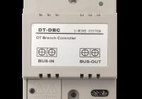 DT-DBC * Unitate de control pentru 1 apartament cu conexiune pe 2 fire