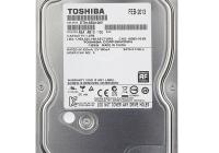 DT01ABA100V * Hard disk Toshiba DT01ABA100V, 1TB, 3.5 inch, 5700rpm, 32MB