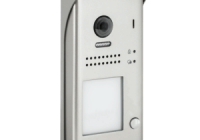 DT607C-S1 * Post de apel video pentru 1 apartament cu montare aplicata