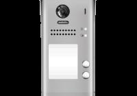 DT607C-S2 * Post de apel video pentru 2 apartamente cu montare aplicata