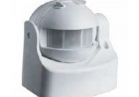 EC-180 * Senzor de miscare 180 grade, raza de actiune: 12m
