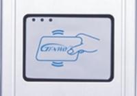 ECK-03A * Dispozitiv de acces stand alone cu actionare prin cartele de proximitate