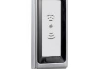 ECK-08 * Dispozitiv de acces stand alone cu actionare prin cartela de proximitate