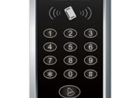 ECK-11 * Dispozitiv de acces stand alone cu actionare prin cartela de proximitate sau cod