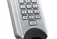 ECK-23 * Dispozitiv de acces stand alone cu actionare prin cartela de proximitate MIFARE 13.56 Mhz sau cod
