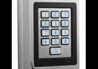 ECK-24 * Dispozitiv de acces stand alone cu actionare prin WIFI, cartela de proximitate EM 125 Khz sau cod