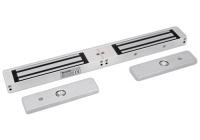EM250 600BS - Electromagnet dublu cu ieşire monitorizare usa