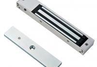 ES230GFX * Electromagnet aplicabil 12Vcc/280kgf