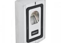 F007-EM-II * Terminal de control acces cu cartele de proximitate si amprente