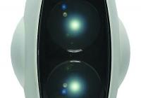 FD2705R * Detector analog adresabil de fum, bariera cu tehnologie de tip infrarosu si reflexie pe oglinzi catadioptice