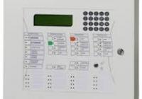 FP1216C-45 * Centrala adresabila de alarmare la incendiu, 2-4 bucle x 128 adrese, afisaj LCD 8x40 caractere, 16 zone, avizata VdS, CPD, limba romana