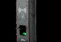 FPA-1600* Controler de acces cu functie de pontaj, cu cititoare de amprente si de cartele incorporate