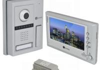 FS5V11 * Set interfon video pentru vila