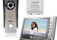FS7V11 * Set interfon video pentru vila