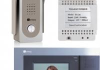 FS7V3 * Set interfon video pentru vila