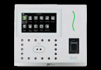 G3 * Terminal de pontaj si control acces cu identificare faciala, amprenta si RFID