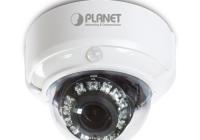 ICA-4500V 5 Mega-Pixel 20M IR Vari-Focal Dome IP Camera