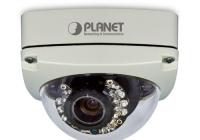 ICA-5550V 5 Mega-pixel Vandalproof IR IP Camera