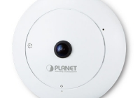 ICA-8500 * 5 Mega-pixel PoE Fish-Eye IP Camera