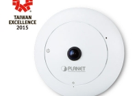 ICA-W8500 * 5 Mega-pixel Wireless Fisheye IP Camera