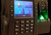 iClock 560+ID * Sistem de pontaj cu amprenta si cartele EM