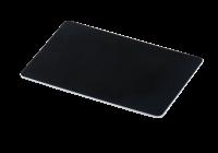 IDT-1001EM-C-bk * Cartele de proximitate cu cip EM4100 (125KHz) negre, fara cod printat
