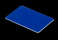 IDT-1001EM-C-bl * Cartele de proximitate cu cip EM4100 (125KHz) albastre, fara cod printat