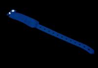 IDT-4010EM-BL * Bratara albastra RFID de unica folosinta cu cip EM 125kHZ