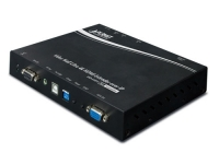 IHD-410PT * Video Wall Ultra 4K HDMI/USB Extender Transmitter over IP with PoE