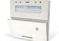 INT-KLFR-SSW Tastatura LCD pentru centralele INTEGRA