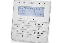 INT-KSG-SSW Tastatura LCD cu touch pentru centralele INTEGRA