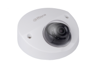 IPC-HDBW4421F(-AS) * 4MP HD Network Vandal-proof IR Wedge Dome Camera