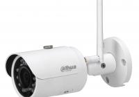 IPC-HFW1120S-W * Cameră IP Wi-Fi de exterior 1.3Megapixeli