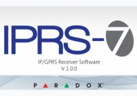 IPRS-7 * Aplicaţie GRATUITA software ce emulează funcţional un receptor IP/GPRS: IPR512