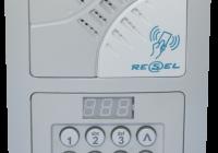 ISCP-01N-50 MF * Unitate centrala cu cititor de proximitate, full duplex,  cu posturi interioare tip telefon si intercomunicatie intre apartamente
