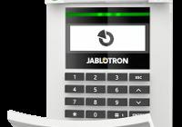 JA-114E * CITITOR DE PROXIMITATE TASTATURA LCD