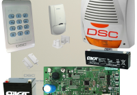 KIT 1404 EXT Kit exterior efractie [DSC]
