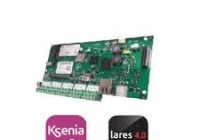 KSI1410644.300 * Placa centrala Lares 4.0-644 WLS: 30 partitii, pana la 644 de intrari, pana la 644 de iesiri, interfata Etherner si interfata bidirectionala wireless 868 Mhz