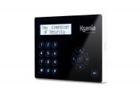 KSI2100022.302 * Tastatura neagra Wireless Ergo WLS  pentru centralele compacte Lares WLS 96IP