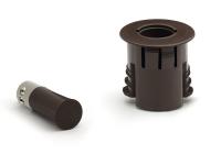 KSI5CLR-TW.0TW * Contact magnetic ingropat, cu regleta, protectie antimasking, cu rezistente EOL integrate