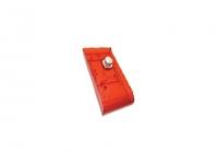 KSI6900000.308 * Carcasa spate sirena de exterior (flash, spate) include buzzer culoare rosu