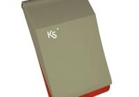 KSI6901000.350 * Capac sirenă de exterior verde deschis