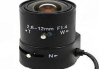LAV02812IR * Lentila varifocala de 2.8~12mm